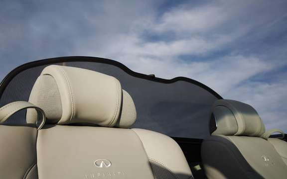 2009 Infiniti G37 Convertible, announces its colors and prices picture #8