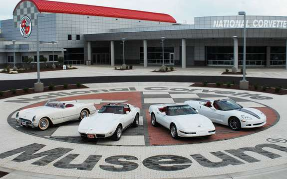 The Chevrolet Corvette, has produced more than 1.5 million copies picture #2