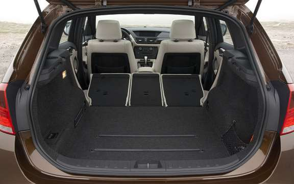 BMW X1 2010: Premiere photo gallery authorized picture #17