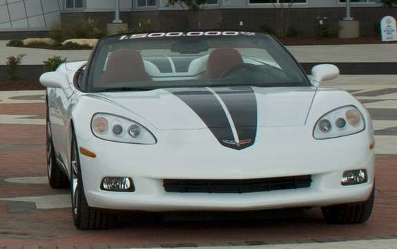 The Chevrolet Corvette, has produced more than 1.5 million copies picture #3