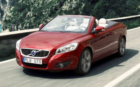 Volvo C70 2010: a slight remodeling that was needed ...