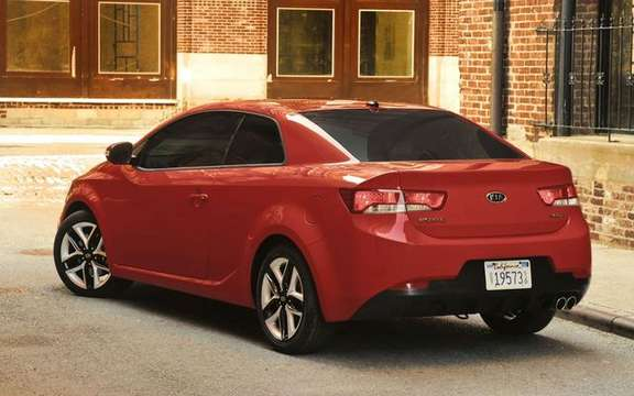 Unveiling price 2010 Kia Forte Koup picture #4