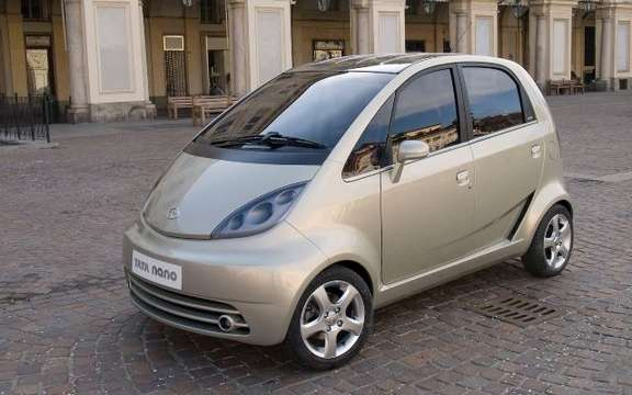The Tata Nano is coming to America