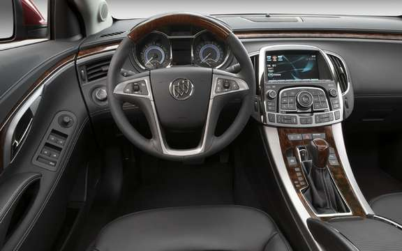 2010 Buick LaCrosse: ca really more 'Allure' picture #4