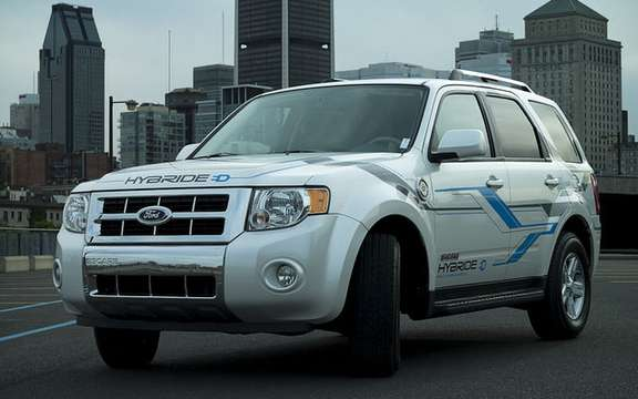 Ford and Hydro-Quebec collaborate in development of electric cars picture #3