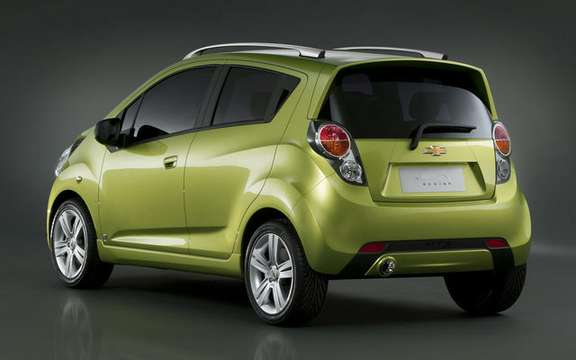 GM will assemble small economical cars in America picture #2