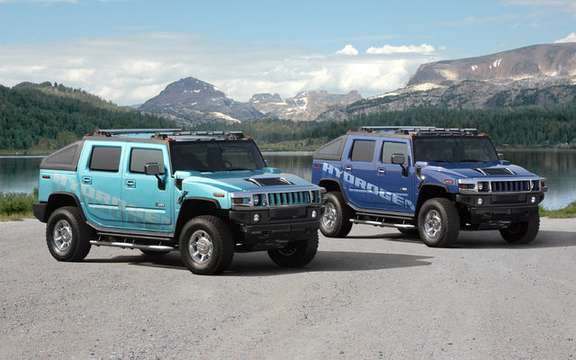 Hummer sold to Chinese company picture #2