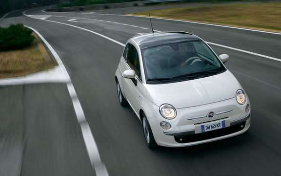 Fiat will eventually sell its 500 model in America picture #1