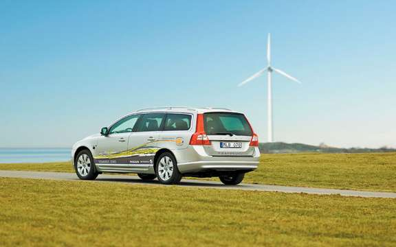 Volvo and Vattenfall join forces to develop hybrid vehicles and plug-in picture #2