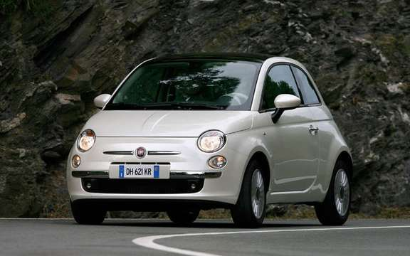 Fiat will eventually sell its 500 model in America picture #2