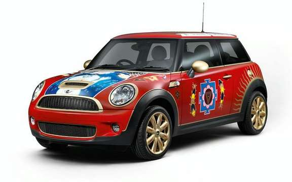 Mini celebrates 50 years of existence of very original way picture #2