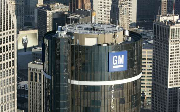 Bankruptcy closer to the American automaker GM picture #1