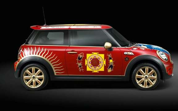 Mini celebrates 50 years of existence of very original way picture #4