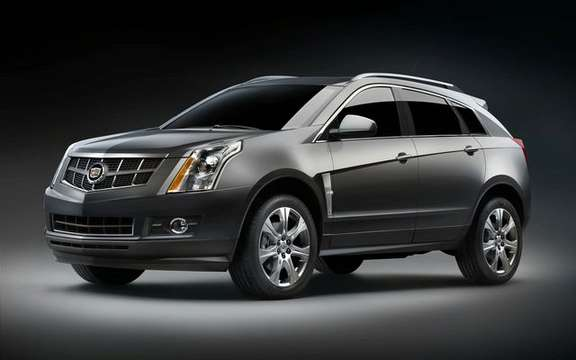 Cadillac SRX and CTS SportWagon 2010 world premiere on the Web