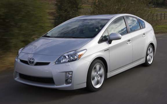 2010 Toyota Prius, 80,000 orders already in Japan