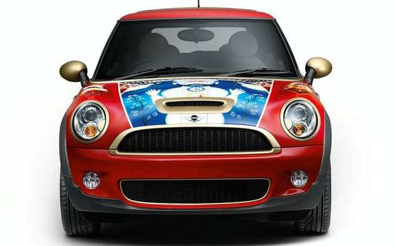 Mini celebrates 50 years of existence of very original way picture #5