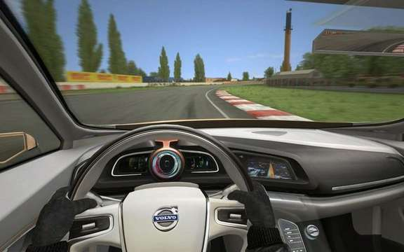 Volvo 'The Game', a video game racing free for PC picture #4