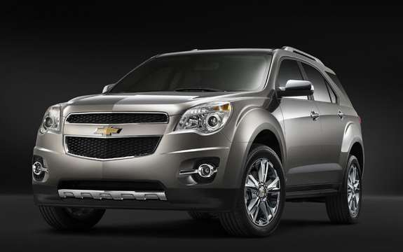 Chevrolet Equinox 2010, a second generation very expected