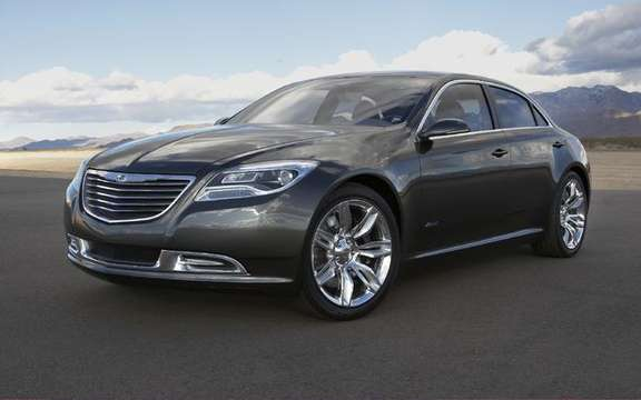 Chrysler presented a plan of $ 448 million to produce electric vehicles picture #6
