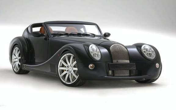 Morgan Aero SuperSports, to commemorate the 100th anniversary of the brand