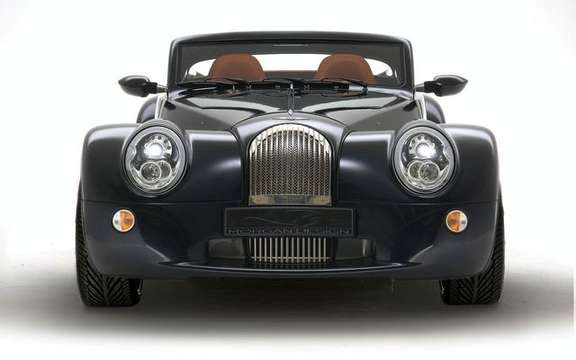 Morgan Aero SuperSports, to commemorate the 100th anniversary of the brand picture #2