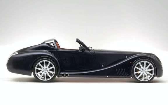 Morgan Aero SuperSports, to commemorate the 100th anniversary of the brand picture #3