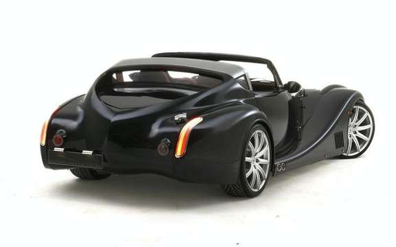 Morgan Aero SuperSports, to commemorate the 100th anniversary of the brand picture #4