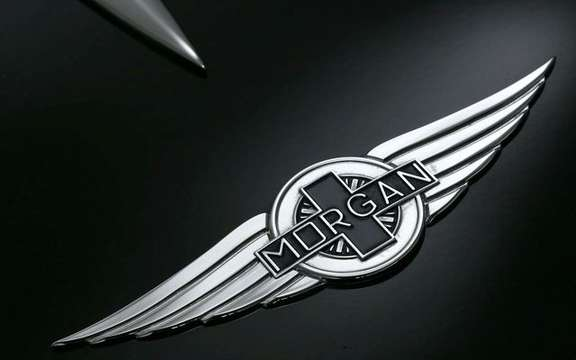 Morgan Aero SuperSports, to commemorate the 100th anniversary of the brand picture #5