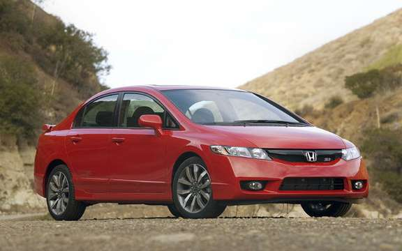 Honda Canada celebrates 5 million cars built in Canada
