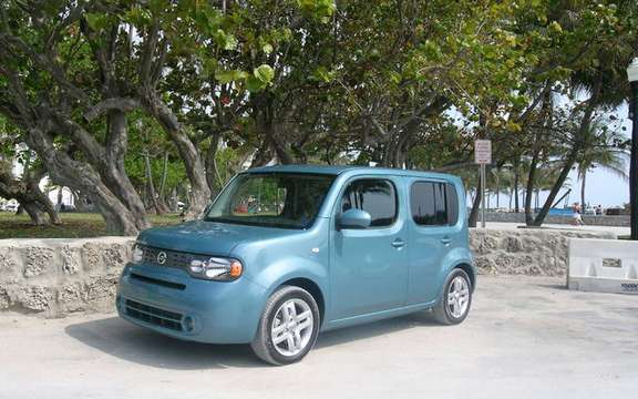 Nissan Canada Announces Pricing on 2009 cube