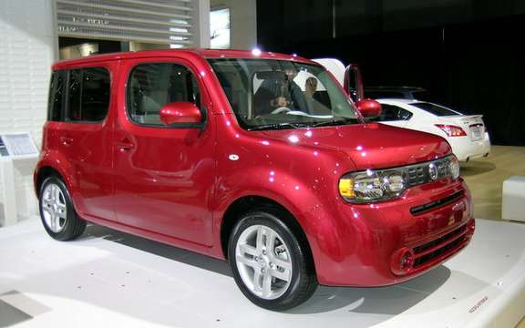 Nissan Canada Announces Pricing on 2009 cube picture #2