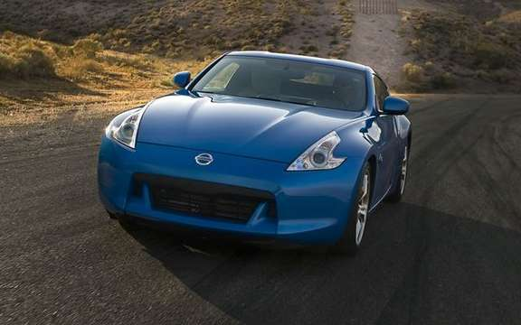 Nissan 370Z Hybrid probable output in 2011