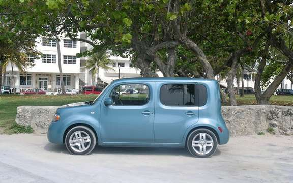 Nissan Canada Announces Pricing on 2009 cube picture #3