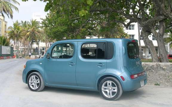Nissan Canada Announces Pricing on 2009 cube picture #4