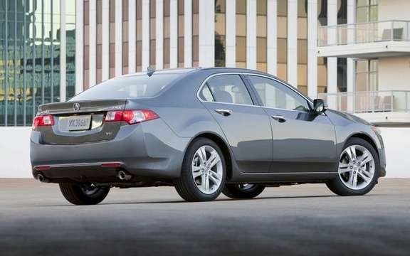 The 2010 Acura TSX, avex V6 under the hood picture #2