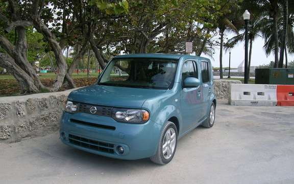 Nissan Canada Announces Pricing on 2009 cube picture #5