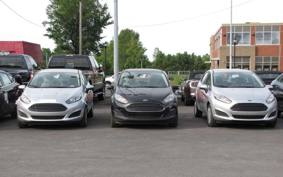 Ford Canada is still the best seller in December picture #6