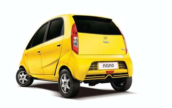 Auto least expensive in the world Tata Nano, official launch in India of picture #2