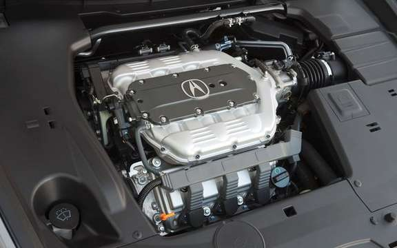 The 2010 Acura TSX, avex V6 under the hood picture #4