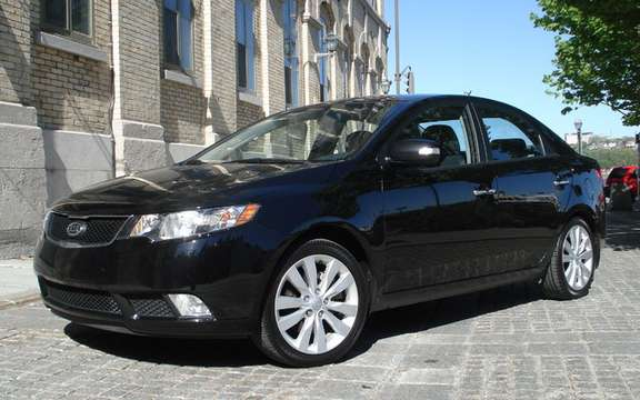 2010 Kia Forte, prices and specifications
