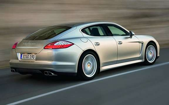 Porsche Panamera 2010 officially unveiled in Shanghai picture #5