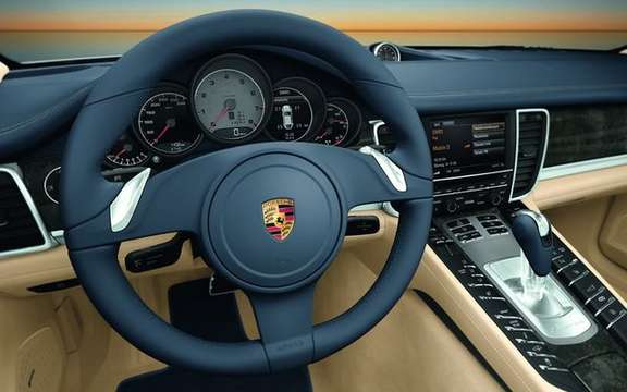 Porsche Panamera 2010 officially unveiled in Shanghai picture #8