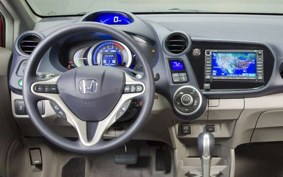 2010 Honda Insight, a starting price ad $ 23,900 picture #6
