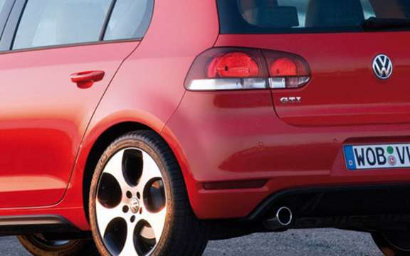 VW Golf GTI 2010, must picture #6