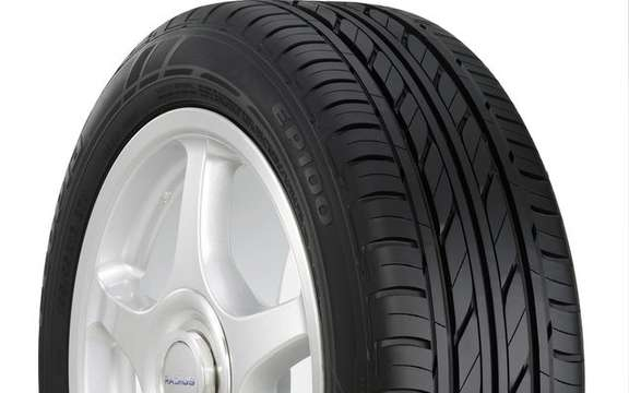 Bridgestone launches Ecopia EP100 Brand