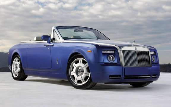 Rolls Royce intends to broaden its network of dealers picture #2