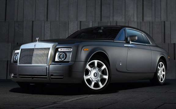 Rolls Royce intends to broaden its network of dealers picture #3