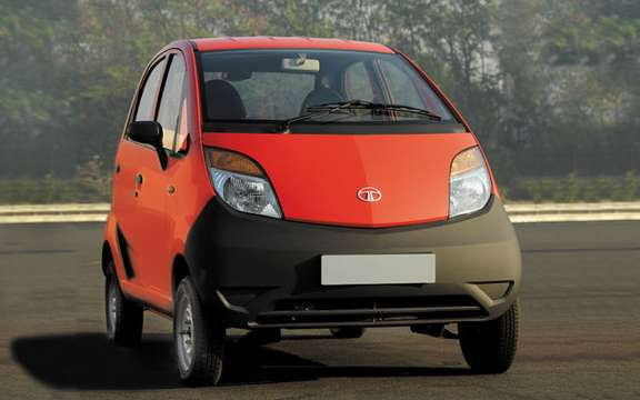 Tata Nano, the car of the Indian people picture #2