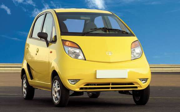 Tata Nano, the car of the Indian people picture #4