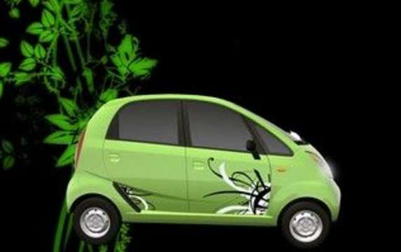 Tata Nano, the car of the Indian people picture #5